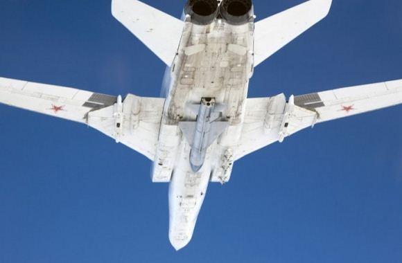 Tu-22M bersenjata