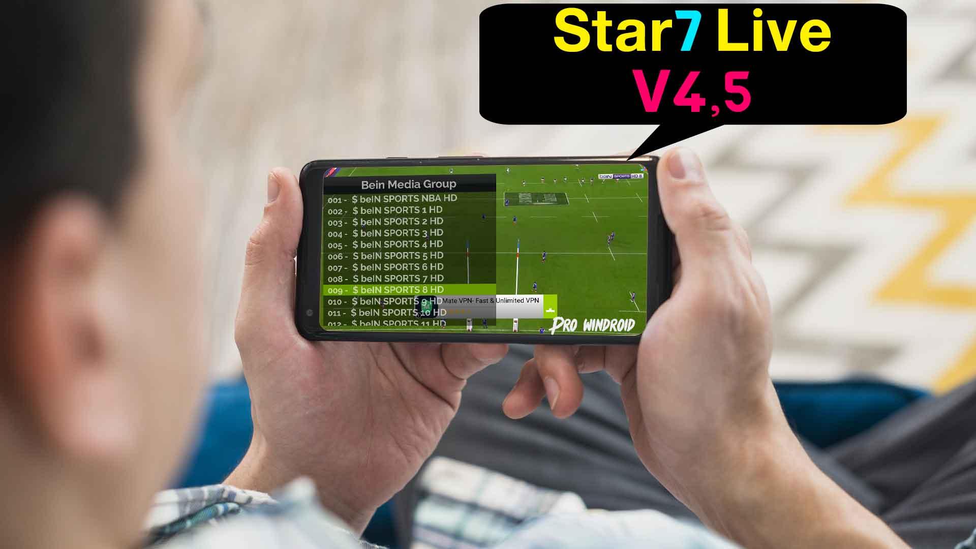 star7 live v4.5