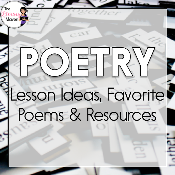 poetry lesson ideas favorite poems resources the literary maven. Black Bedroom Furniture Sets. Home Design Ideas