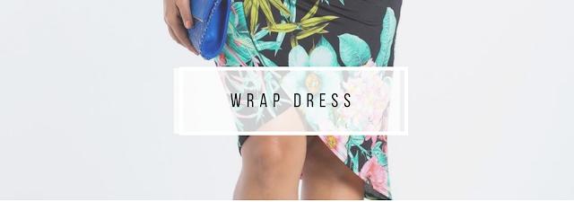 Vestido curto plus size: tendências e dicas de looks - wrap dress