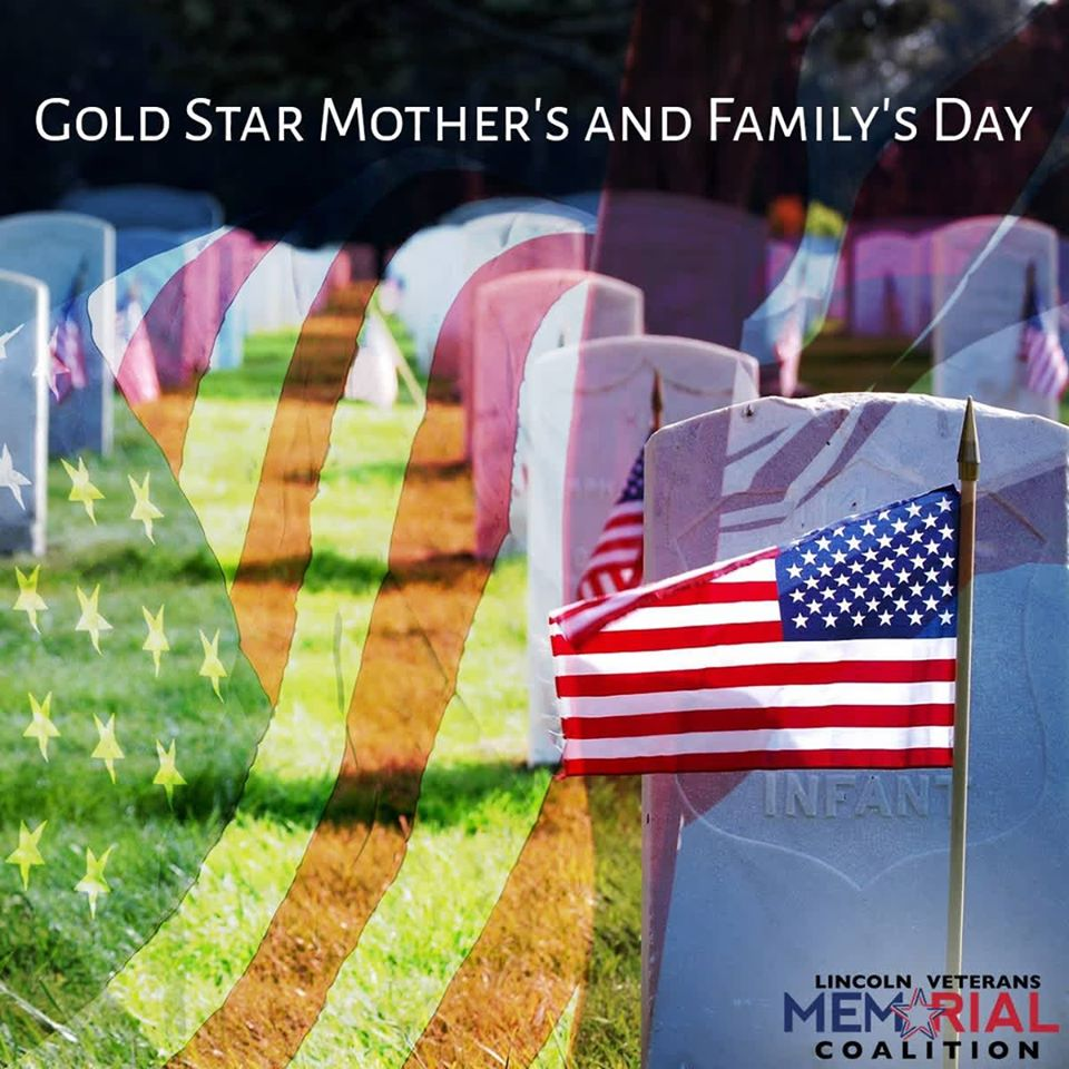 Gold Star Mother's and Family Day Wishes For Facebook