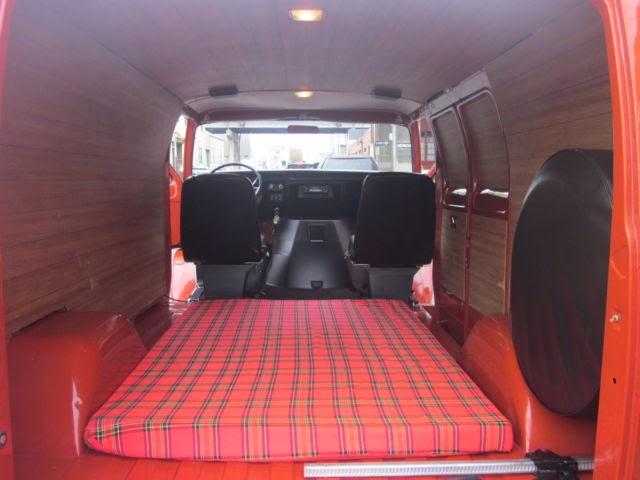 1977 Dodge Tradesman B200 Panel Van Auto Restorationice