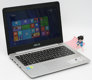 Laptop Gaming Asus K401LB-FR068D