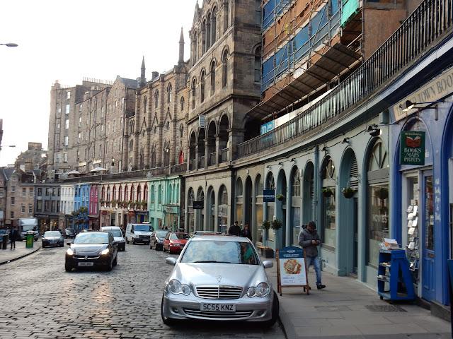 Victoria St., Edimburgo, Escocia, Scotland,  Elisa N, Blog de Viajes, Lifestyle, Travel