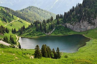 Arvouin lake