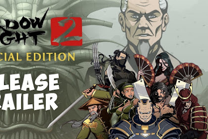 Download Shadow Fight 2 Special Edition 1.0.4 Mod Apk ( Unlimited Money )