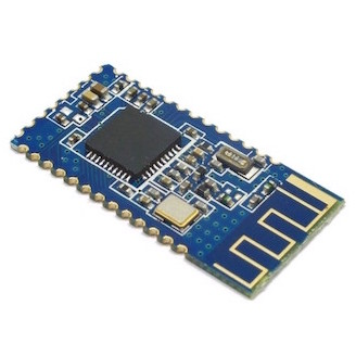 UART bridge with HM-10: communication between microcontroller and
