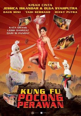 Kungfu Pocong Perawan Poster
