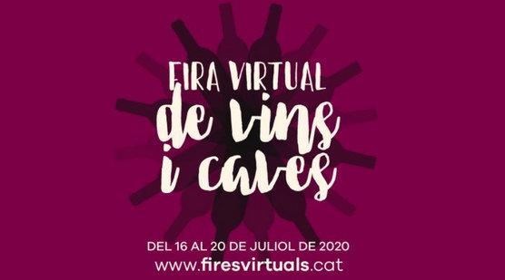 Fira Virtual de Vins i Caves del 16 al 20 de juliol