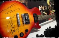 Promoção 89FM Guitarra Nickelback