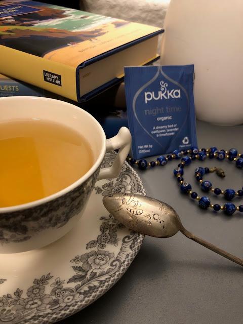 caffeine-free tea, Chez Maximka