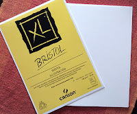 Canson Bristol XL paper