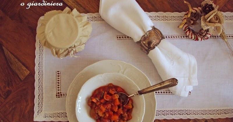 La casa di Art Antipasto piemontese o giardiniera  Cucina del Piemonte