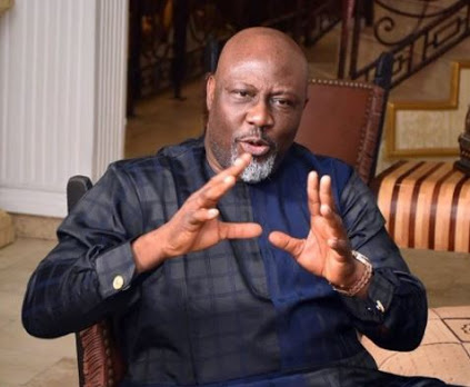 Dino Melaye Makes Serious Allegations
