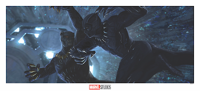 Concept Art of the Marvel Cinematic Universe Fine Art Prints by Grey Matter Art