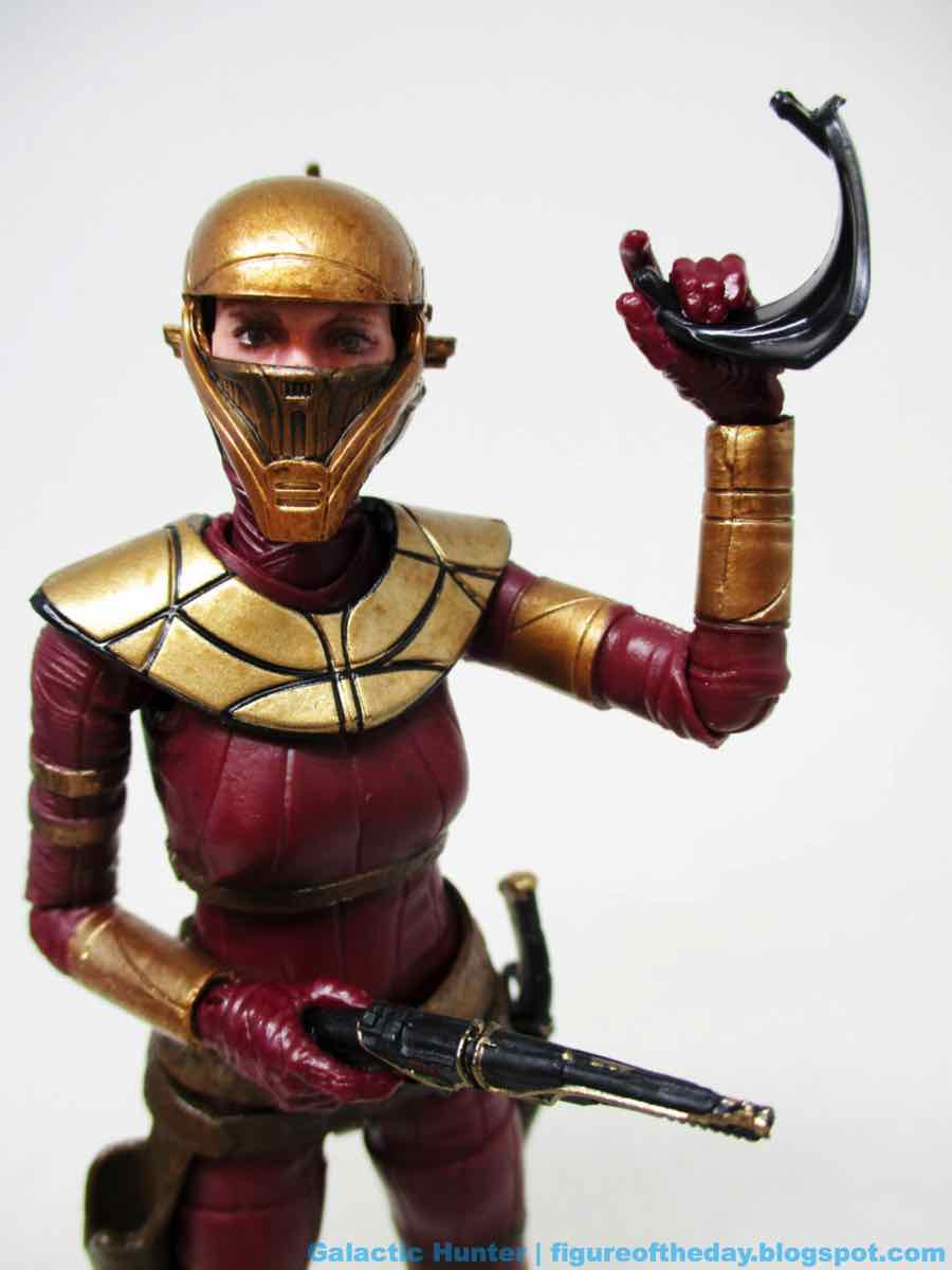 Galactic Hunter S Star Wars Figure Of The Day With Adam Pawlus Star Wars Figure Of The Day Day 2 679 Zorii Bliss The Black Series 6 Inch
