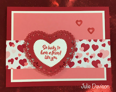 Stampin' Up!, From My Heart, www.stampingwithsusan.com, 2020 Mini Catalog, From My Heart Suite, Susan LaCroix, Heart Doilies,