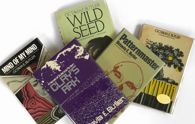 Cultural Front: Octavia Butler & Contemporary Book History
