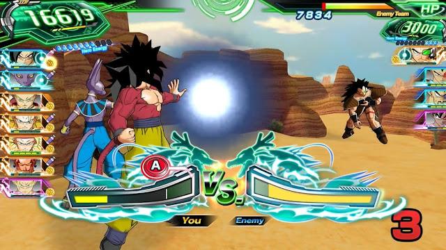 Imagem do Super Dragon Ball Heroes: World Mission
