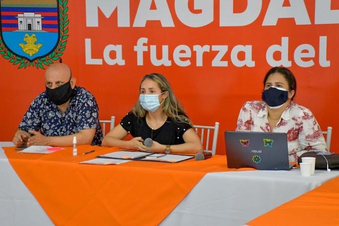 Gobernación inició la elaboración del Plan Sectorial y Política Pública de Turismo del Magdalena