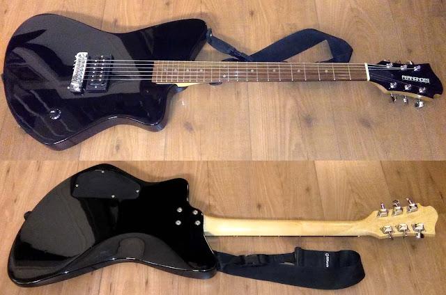 Guitarra eléctrica Fernandez Vertigo X