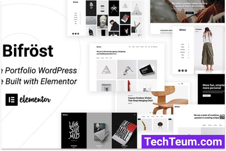 Bifrost Best WordPress Theme