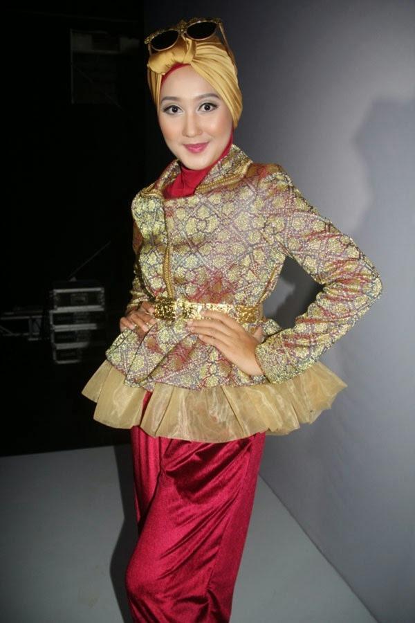 40+ Model Baju Batik Pesta Wanita Muslimah Terbaru 2020 ...