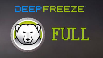 Deep Freeze Standard v8 + Keygen 2017