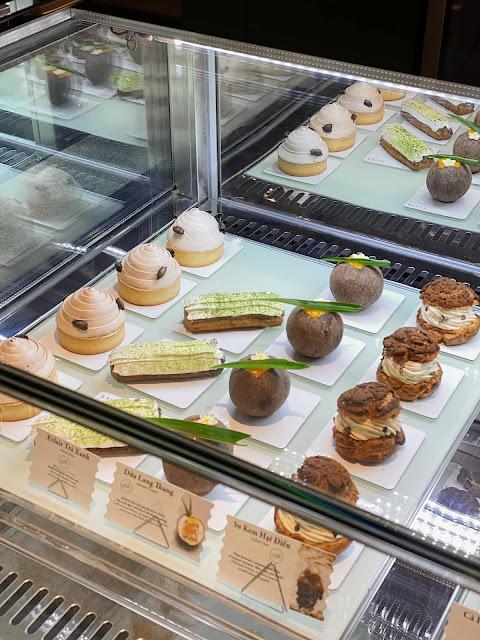 Thiên đường bánh Bakes SaiGon Quận 3 navivu.com