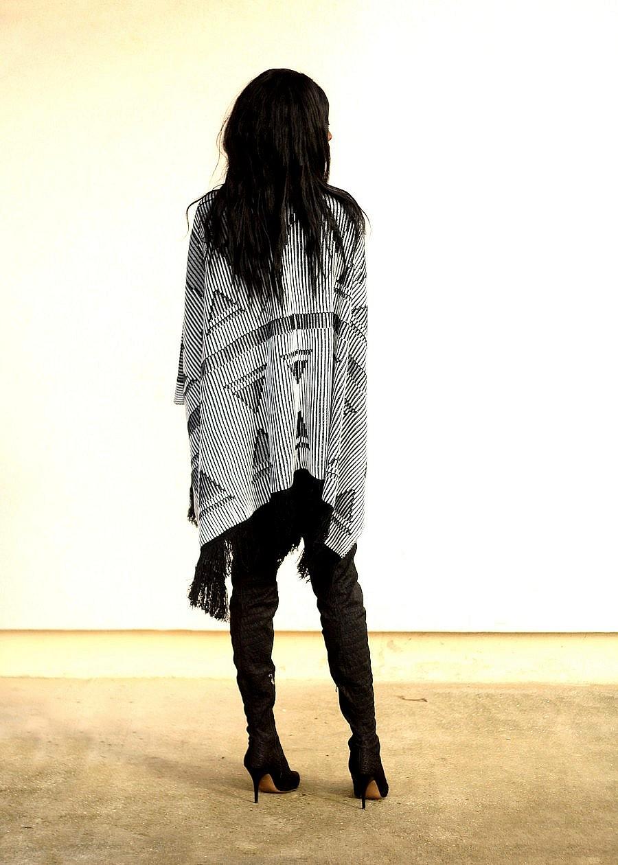 Blog mode cape poncho cuissardes