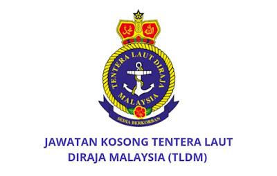 Jawatan Kosong TLDM 2019 Tentera Laut Diraja Malaysia