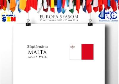 Malta la Europa Season in Craiova