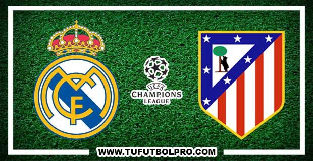 Ver Real Madrid vs Atlético Madrid EN VIVO Por Internet Hoy 2 de Mayo 2017