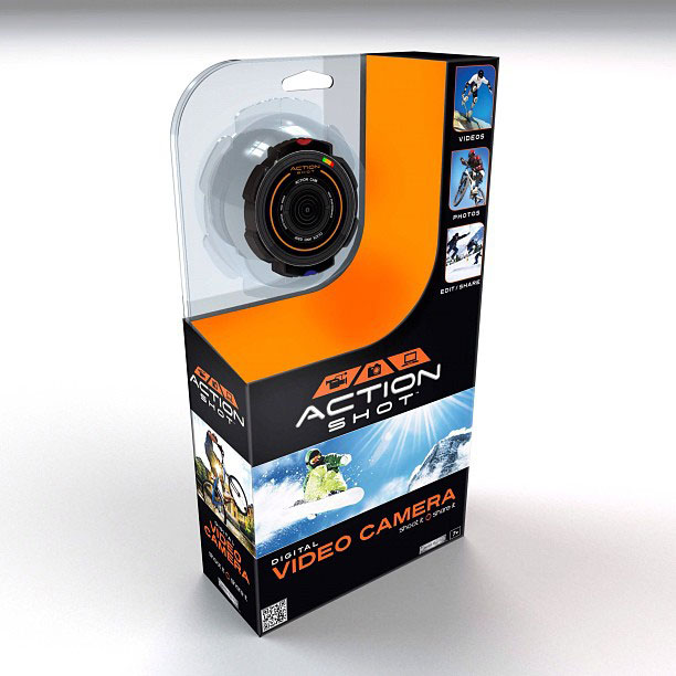 The Digital Action Shot Camera