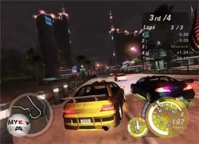 شرح لعبة Need for Speed Underground 2 برابط مباشر من ميديا فاير