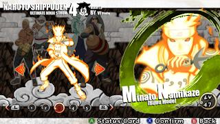 Mod Textures Naruto Shippuden Ultimate Ninja Impact