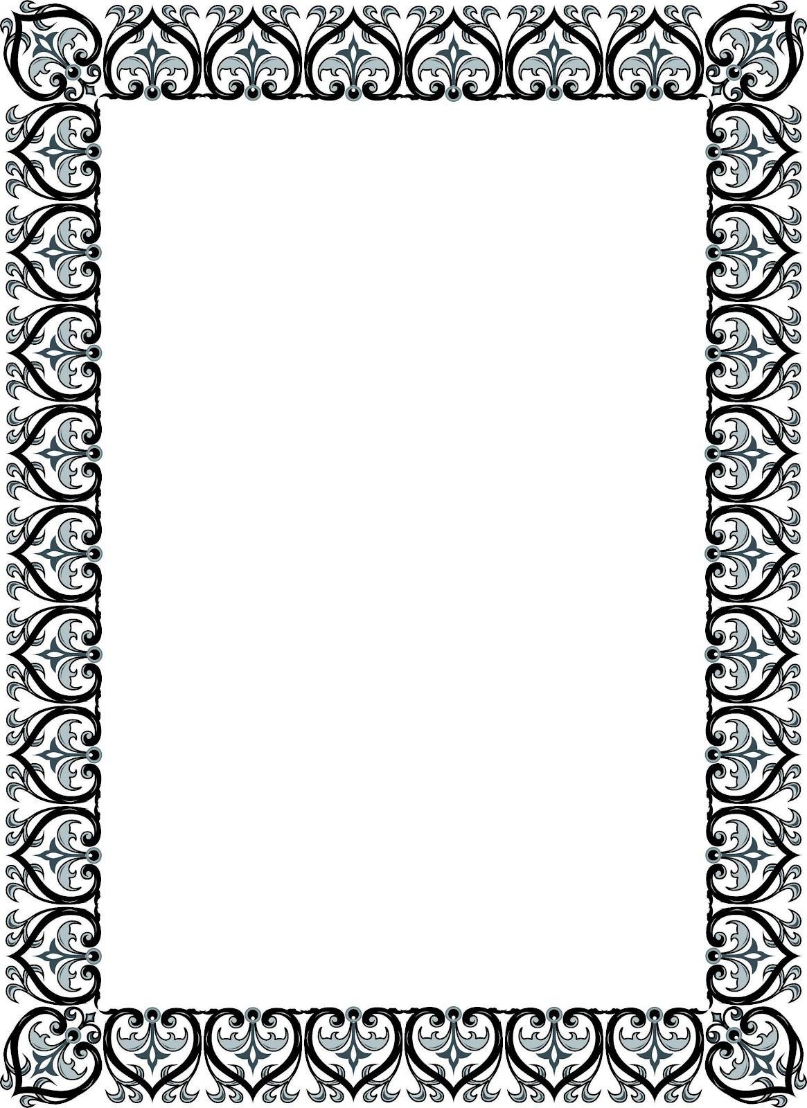 Kumpulan Template Motif Border Undangan likewise 2016 06 01 archive moreover Bingkai Undangan Frame Border Gambar besides YmluZ2thaS1mb3RvLWNhbnRpaw as well Kumpulan Template Motif Border Undangan. on contoh bingkai undangan
