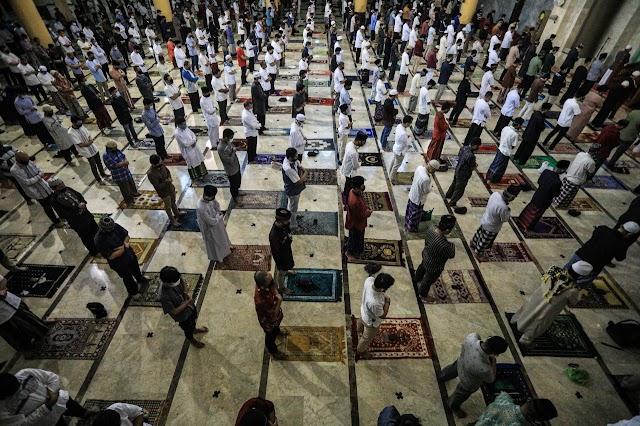 Salat Idul Adha Ditengah Pendemi Covid-19, Oded: Obati Kerinduan Umat Muslim