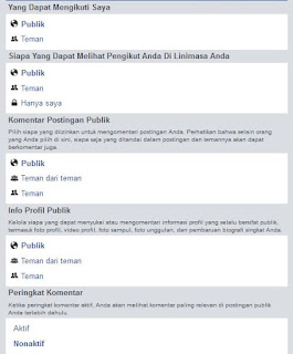 Cara Mengaktifkan Tombol Ikuti Facebook