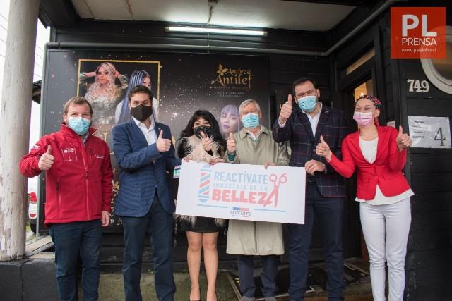 Sercotec abrió la convocatoria de Reactívate Belleza