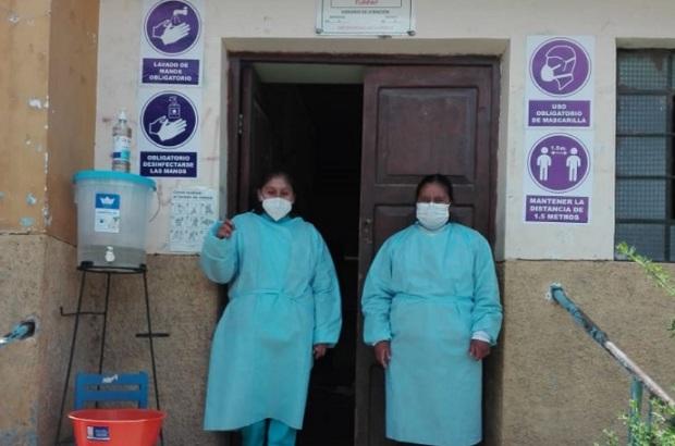 Turpay: el pueblo que con buena alimentación y respeto a las normas le ganó al coronavirus