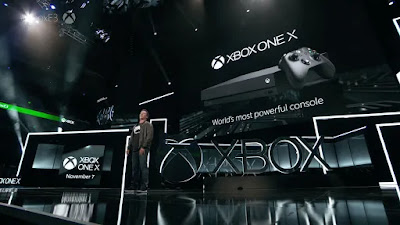 Leakage reveals all Microsoft's plans for the video game market