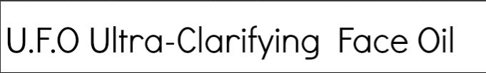 Sephora, Luxury Skincare, Skincare, U.F.O, Sunday Riley,