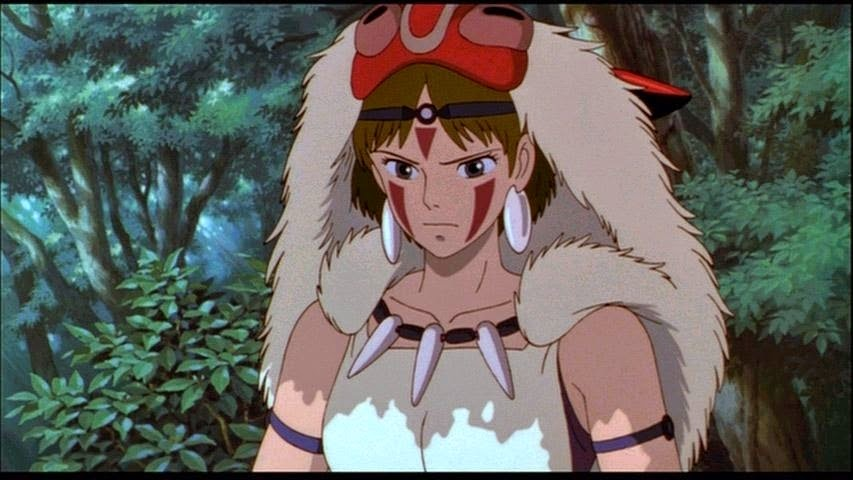 Princess Mononoke Free Download English HD DVDRip