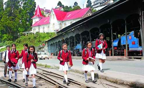 Darjeeling Railway station to be upgraded