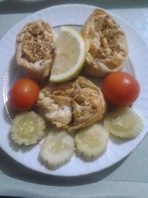 ıspanaklı gül böreği tarifi