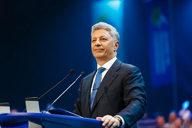 Юрій Бойко: Парламент, який не працює для країни і втратив підтримку громадян, повинен бути переобраний