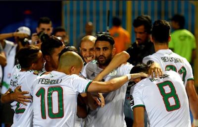 موعد نهائي امم افريقيا الجزائر ضد السنغال والقنوات الناقلة