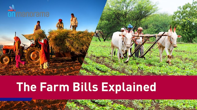 The Farm Bills Explained |  Why are farmers concerned? | Simplified note for UPSC / IAS/ KAS