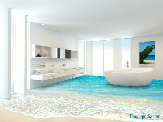 3d flooring, 3d epoxy floor painting